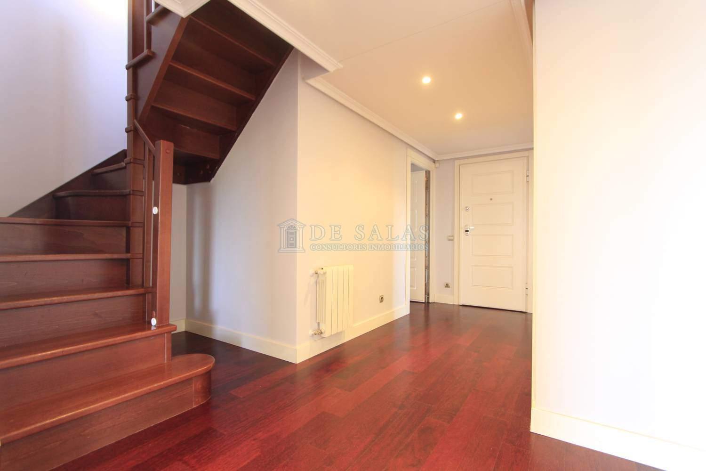 Escalera-_MG_1793 Appartement El Encinar de los Reyes