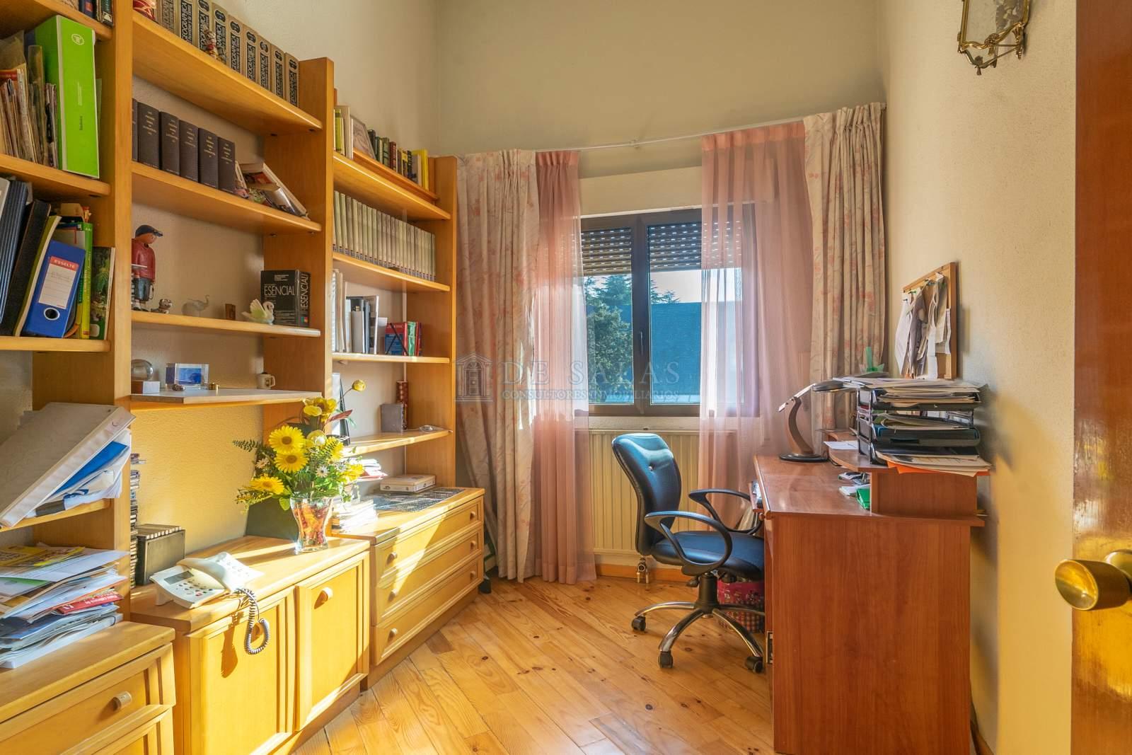 Despacho-36 House La Moraleja