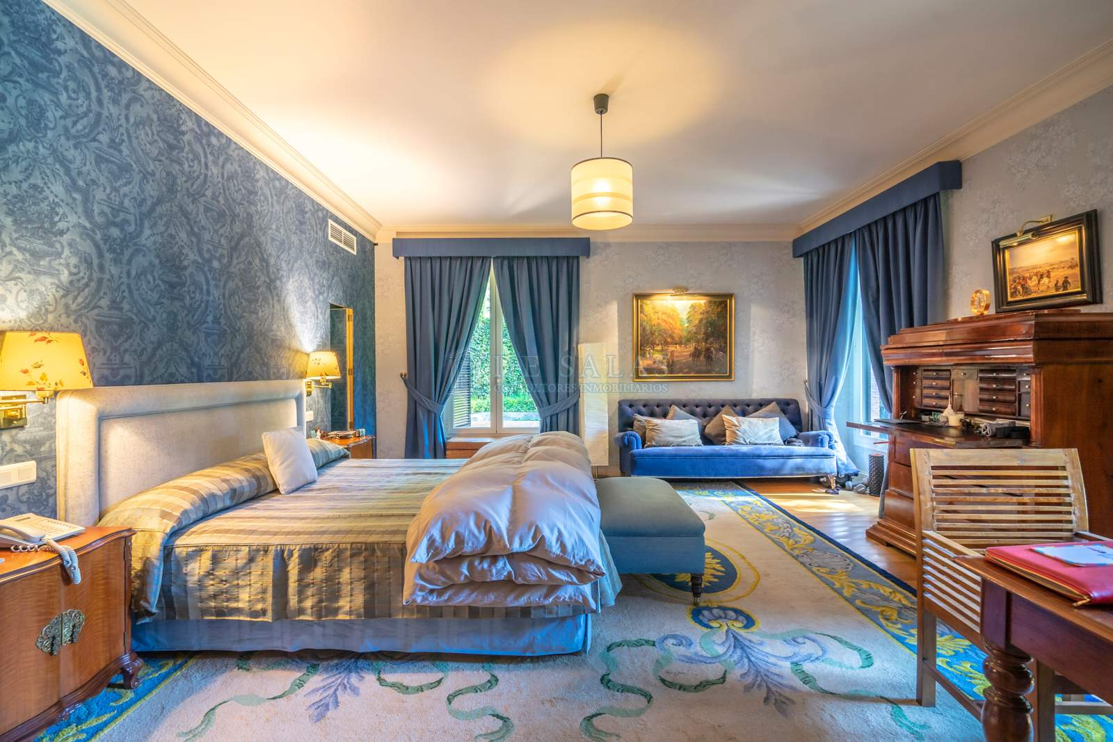 Dormitorio-16 House La Moraleja