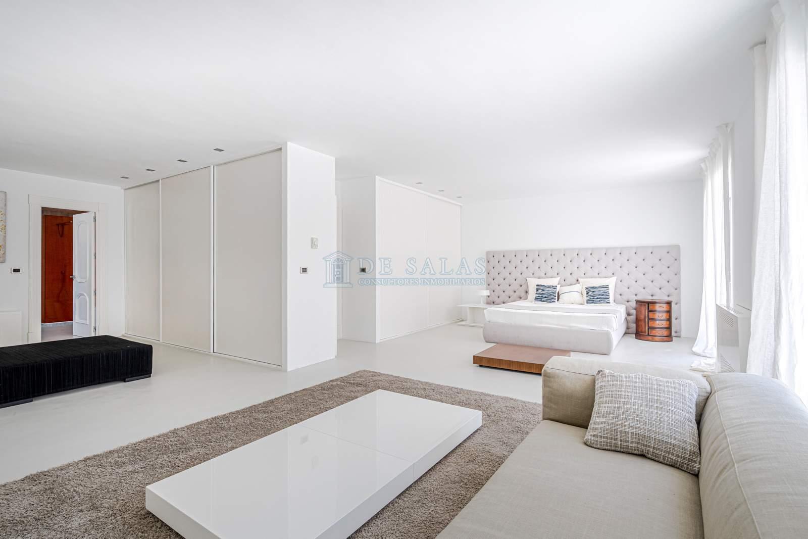 Dormitorio-0022 House La Moraleja