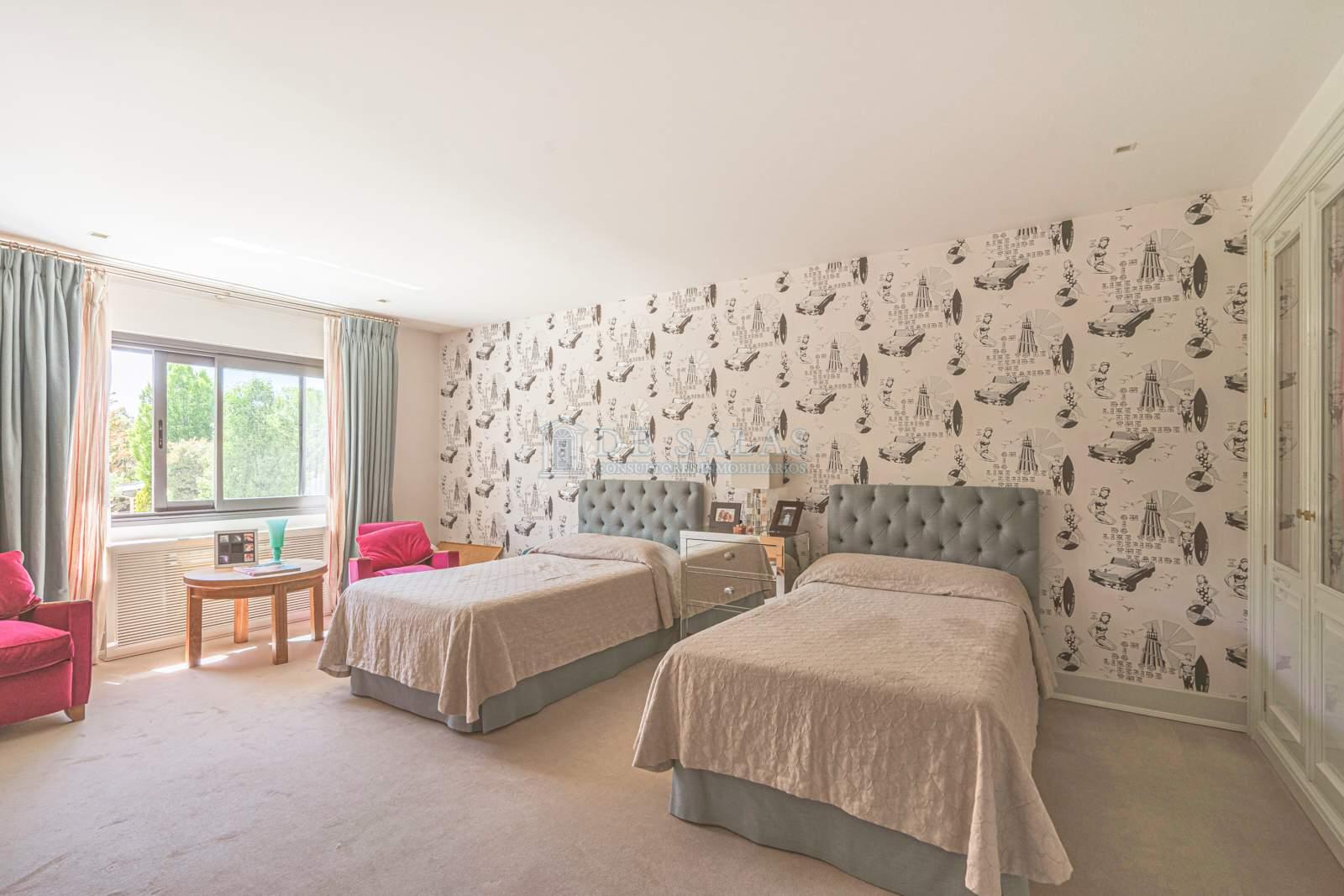 Dormitorio-0020 Chalet La Moraleja