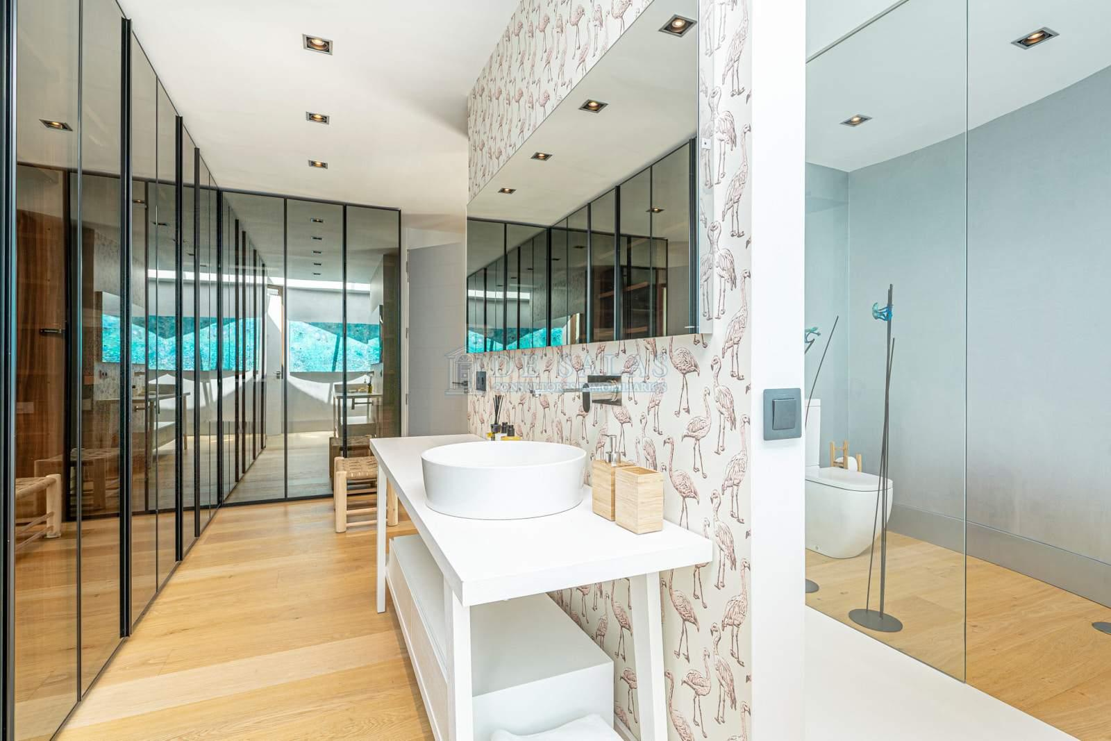 Baño-0030 House La Moraleja