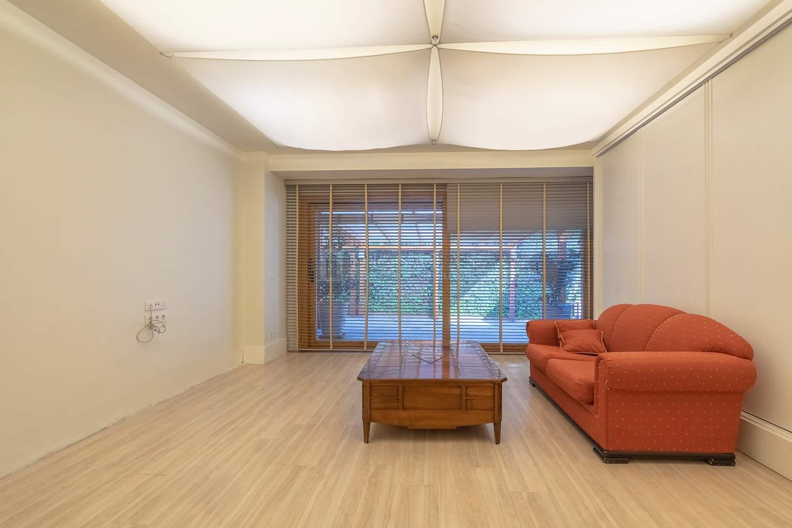 Sala de estar-45 Chalet La Moraleja