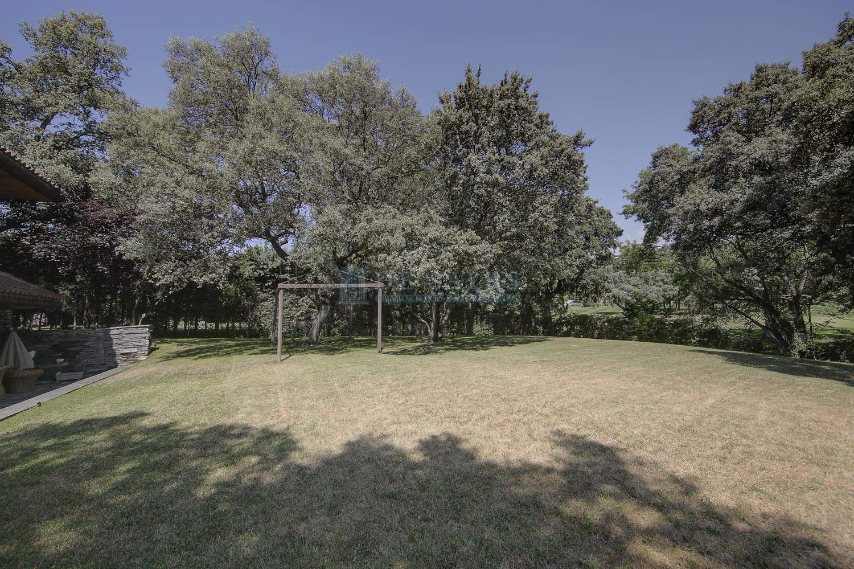 Jardín-12 Chalet La Moraleja