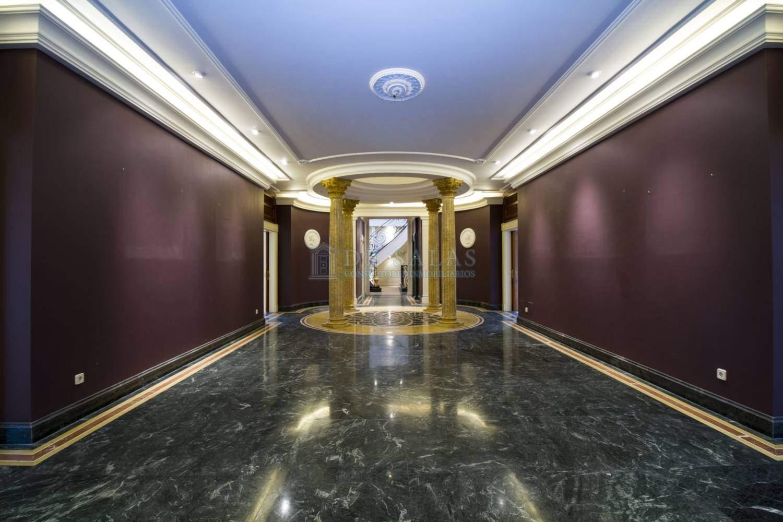 Hall-_MG_1326 House La Moraleja