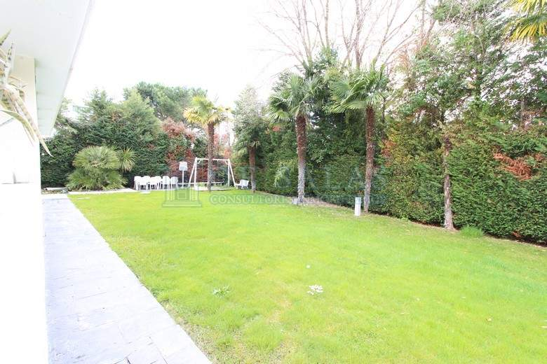 Jardín Maison Puerta de Hierro