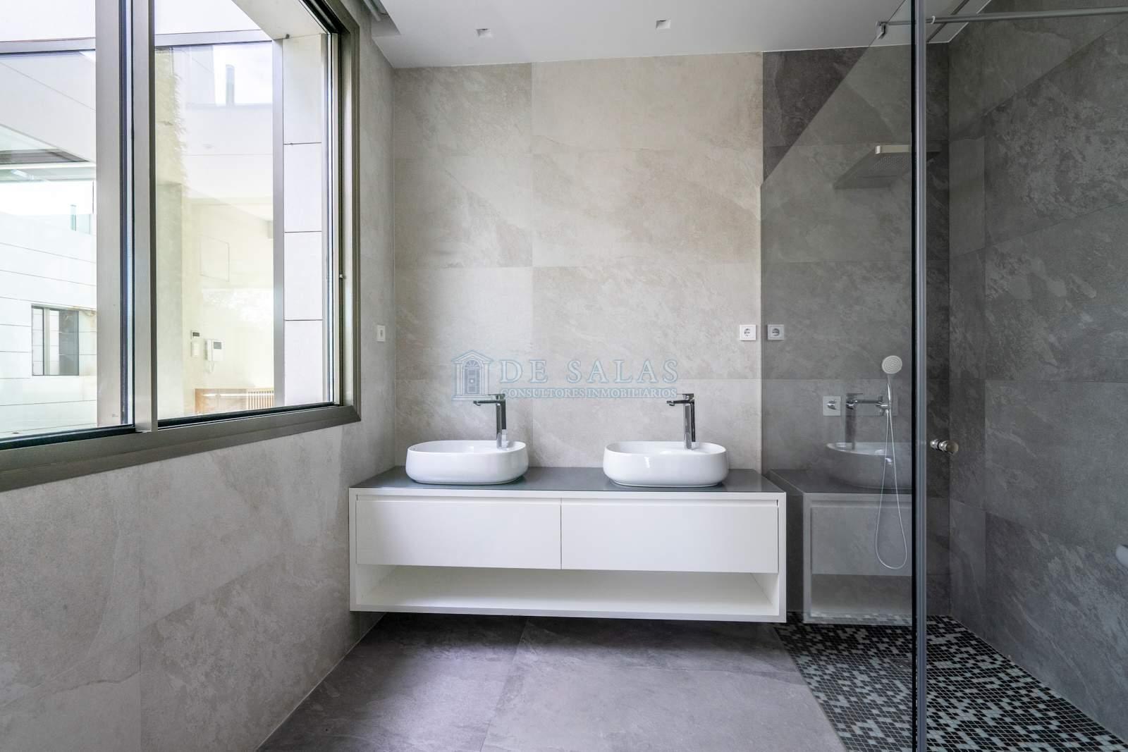 Baño-23 Maison La Moraleja