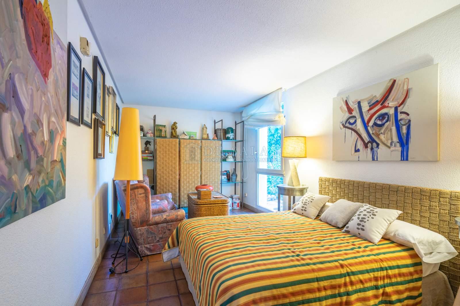 Dormitorio-36 House La Moraleja