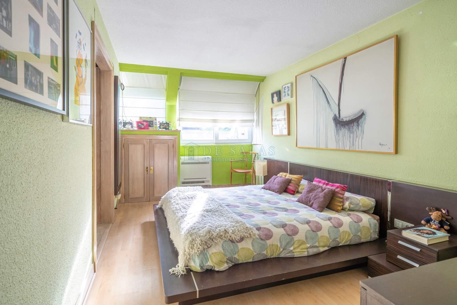 Dormitorio-41 House La Moraleja