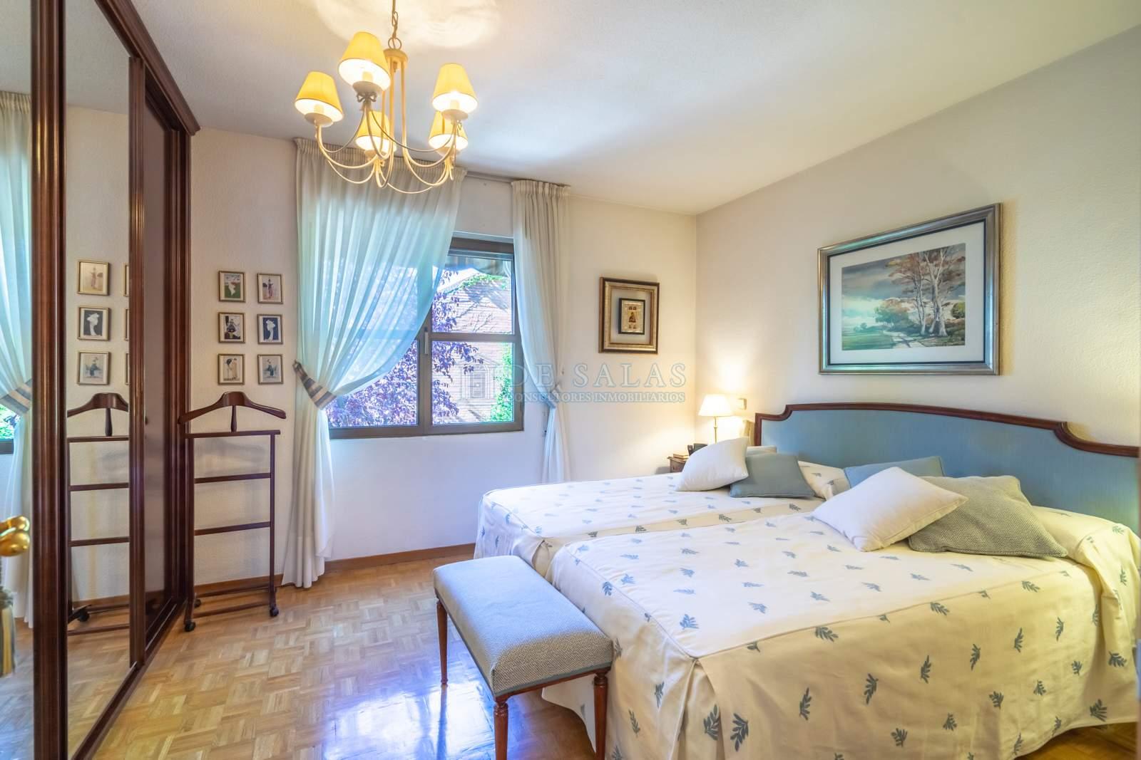 Dormitorio-21 Chalet Soto de la Moraleja