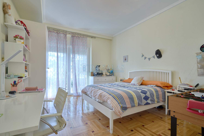 Dormitorio Piso Puerta de Hierro