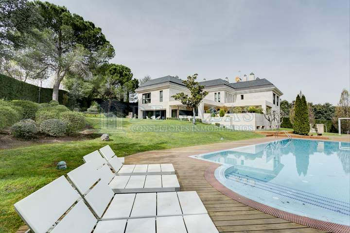 117 House La Moraleja