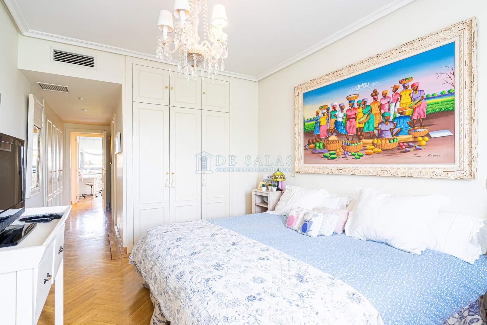Dormitorio-0011 Piso El Encinar de los Reyes