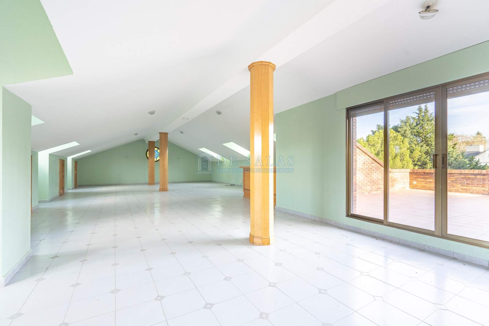 29-Sala  Chalet La Moraleja