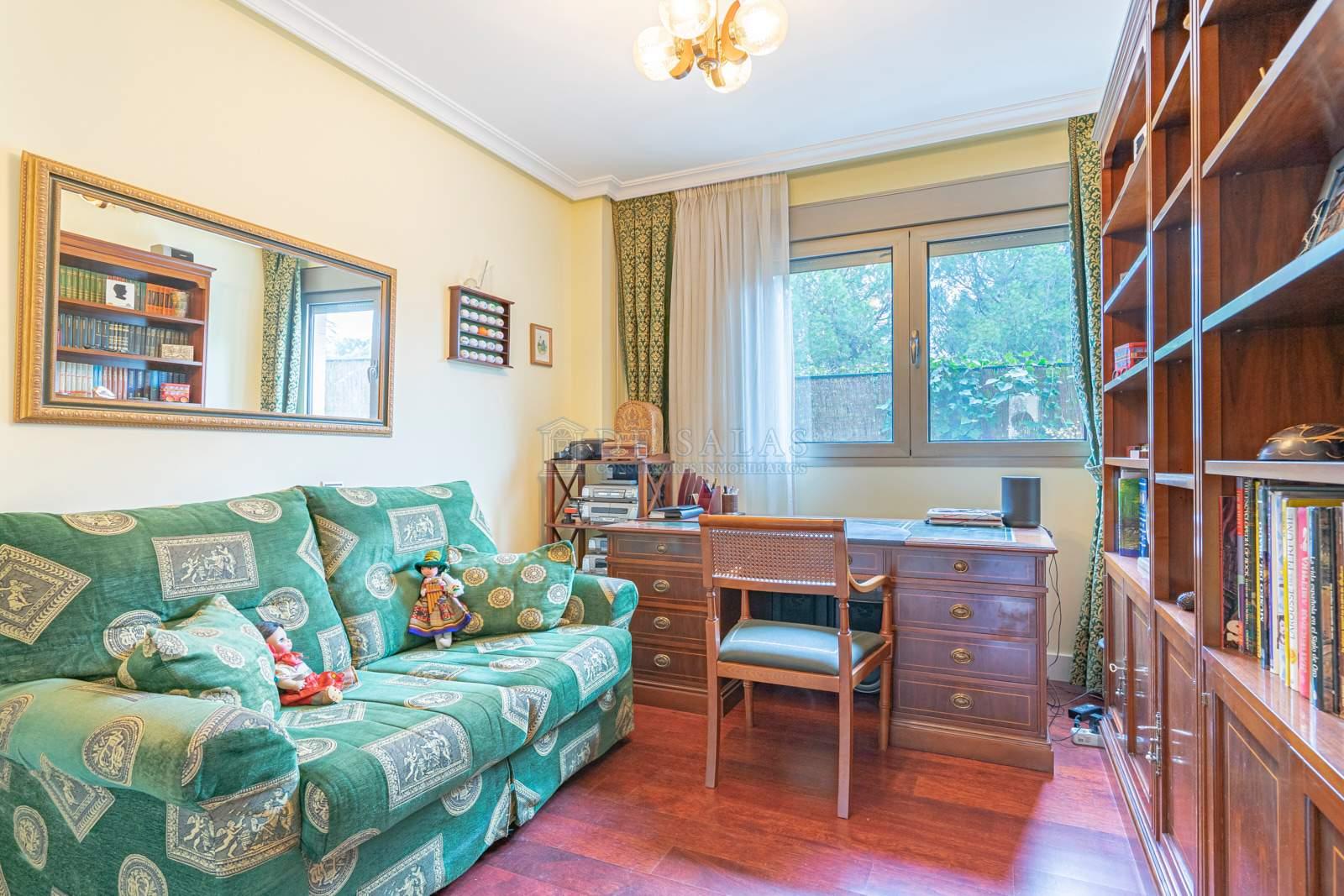 Sala de estar-33 Flat El Encinar de los Reyes