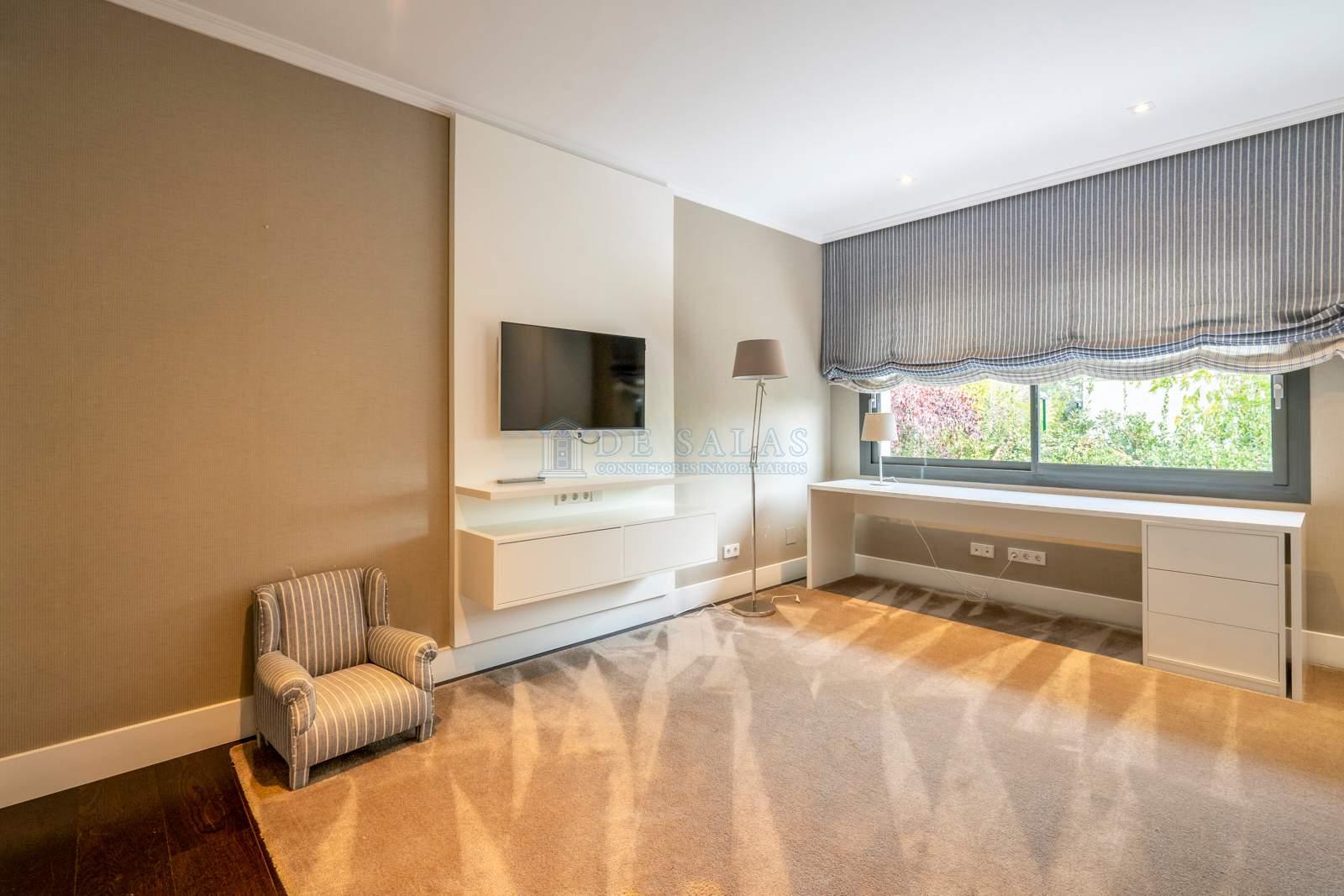 Dormitorio-18 Maison La Moraleja