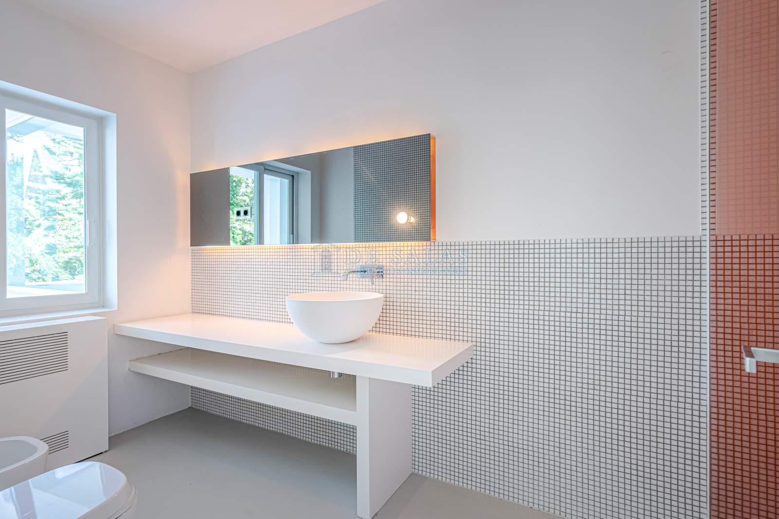 Baño-0019 House La Moraleja