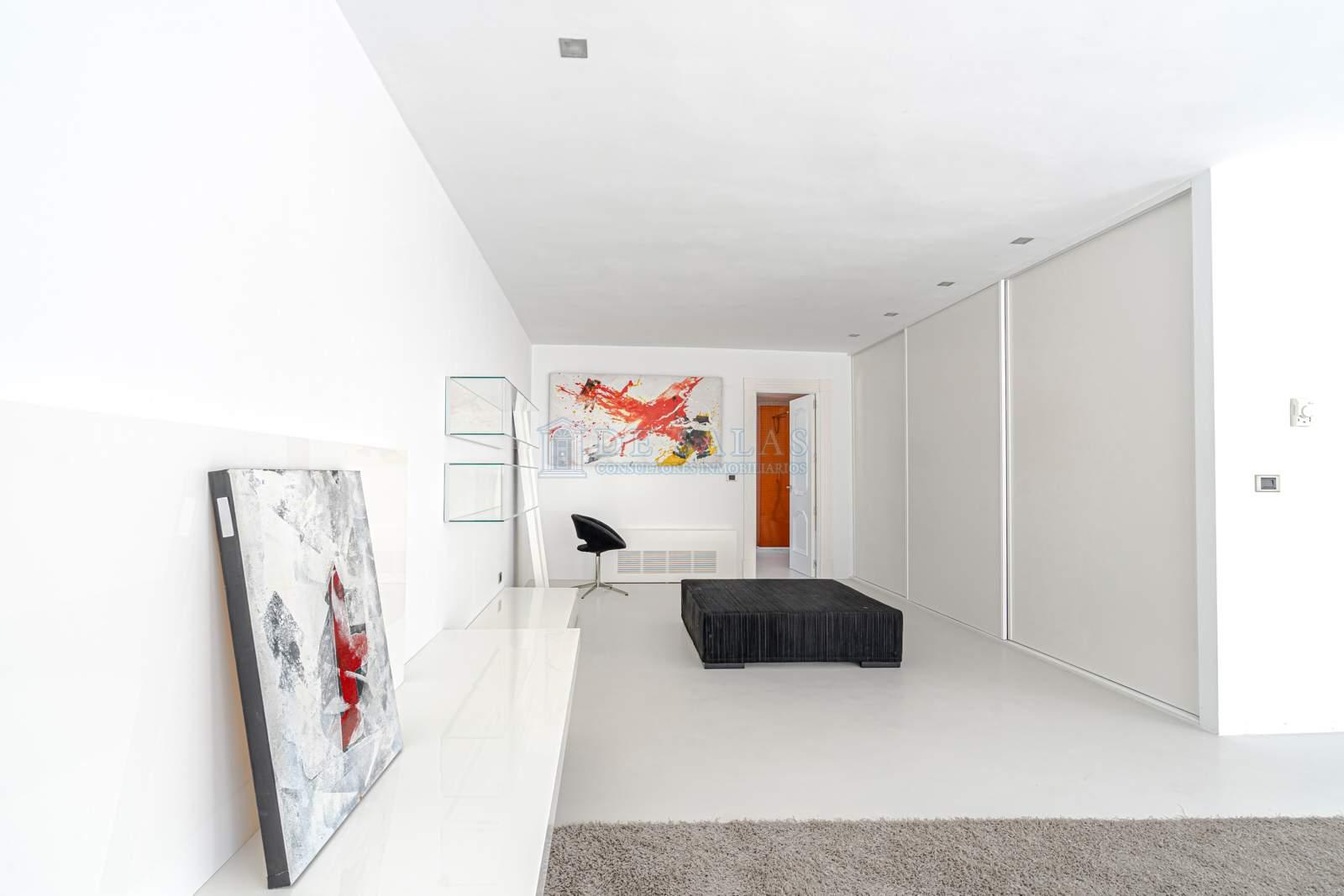 Dormitorio-0023 House La Moraleja
