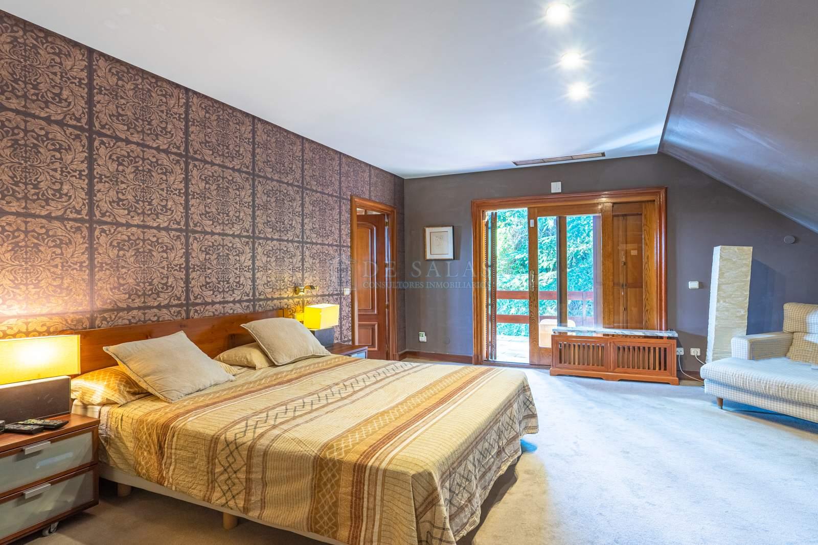 Dormitorio-39 Maison La Moraleja