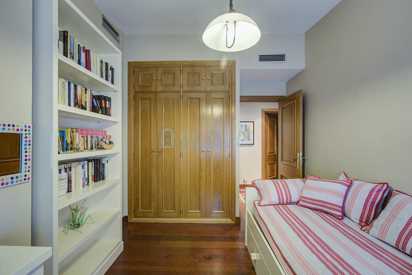 Dormitorio Maison Conde de Orgaz