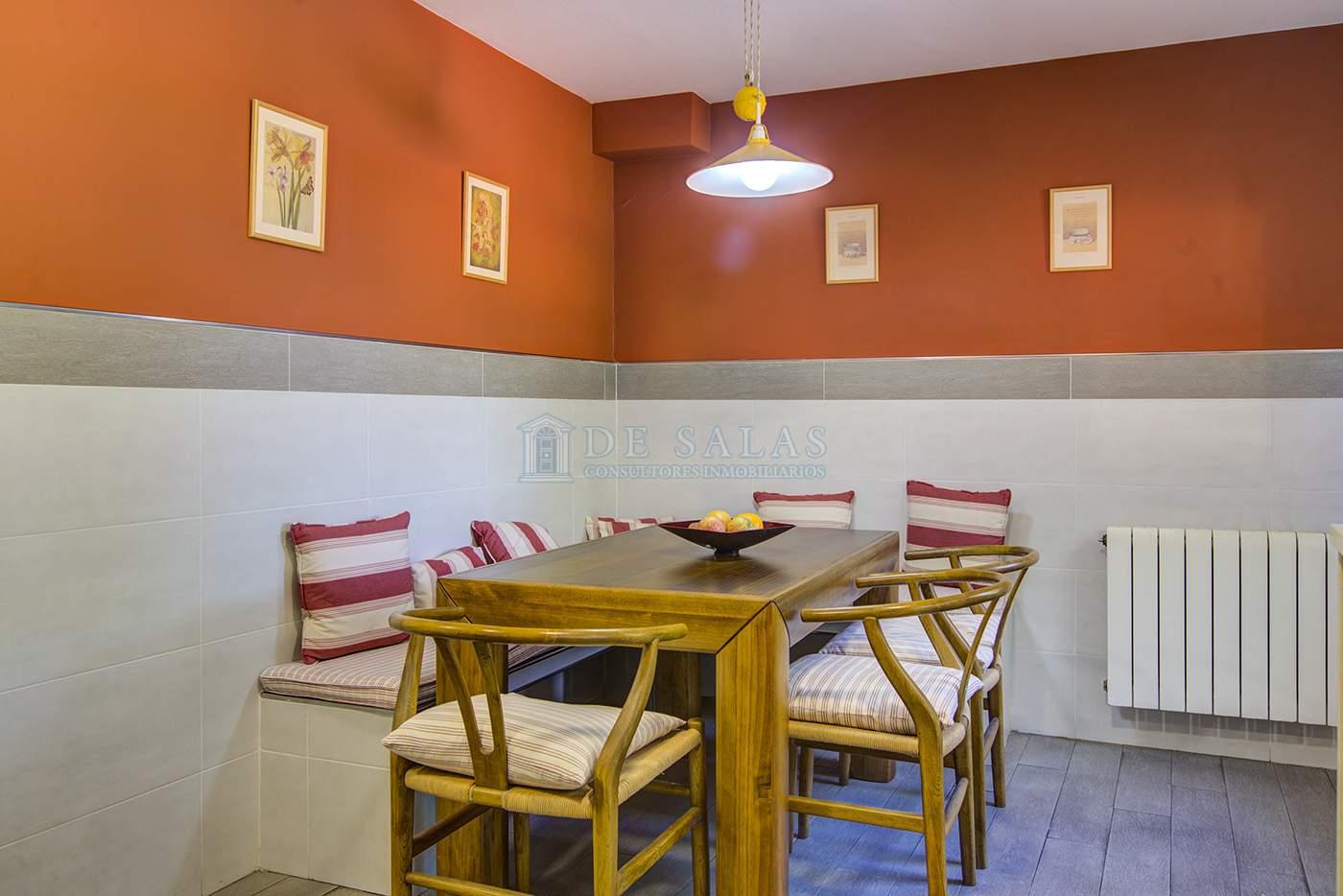 Cocina office Maison La Moraleja