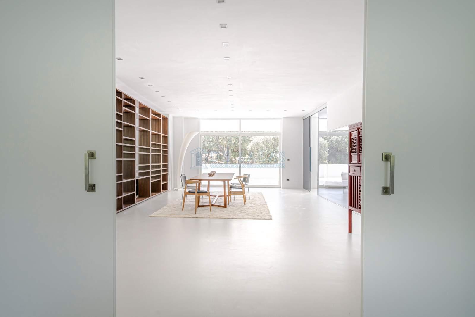 Salón-0016 House La Moraleja