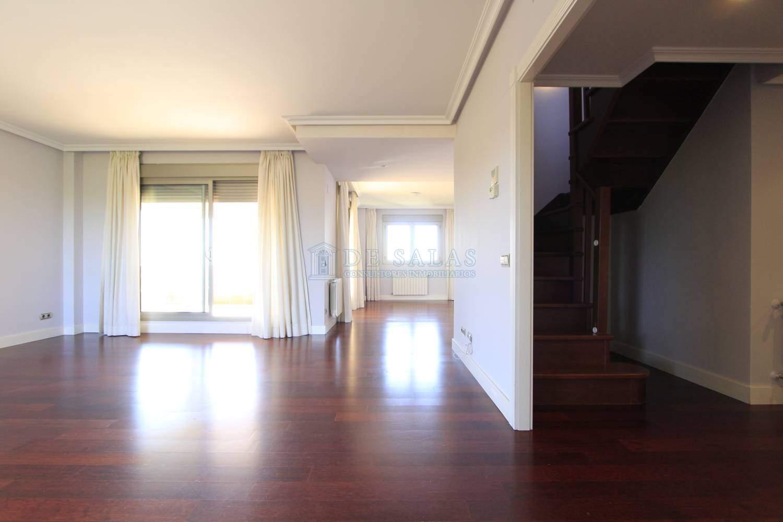 Salón-_MG_1792 Appartement El Encinar de los Reyes