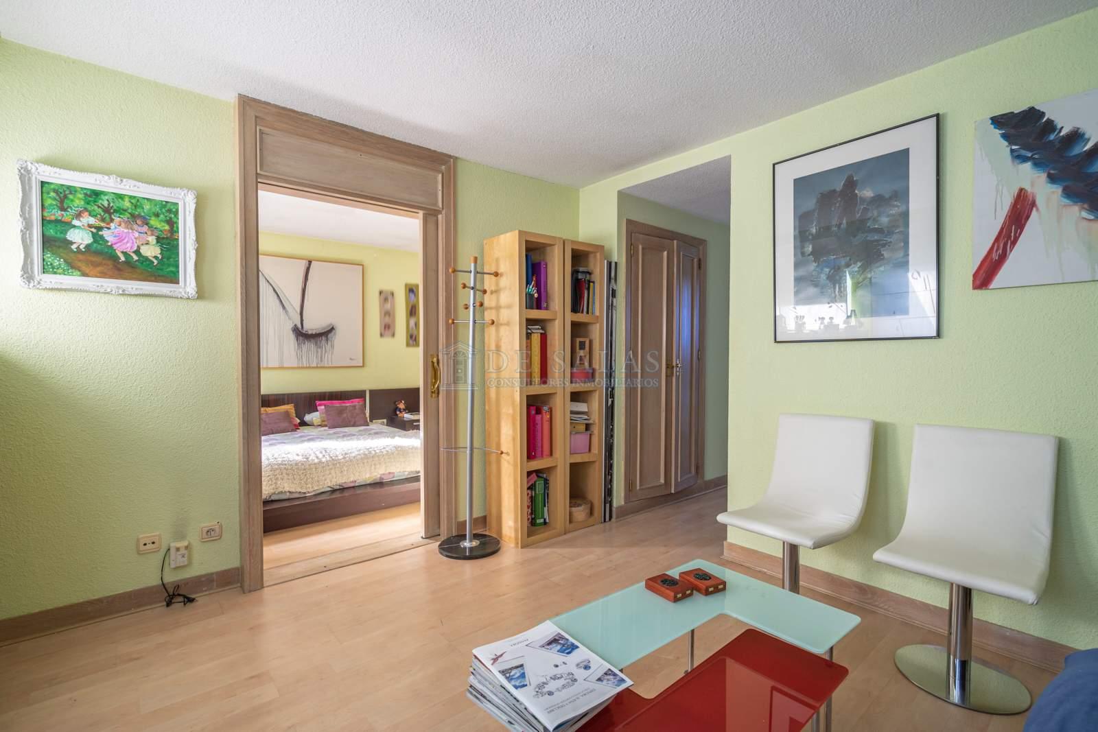 Dormitorio-40 House La Moraleja