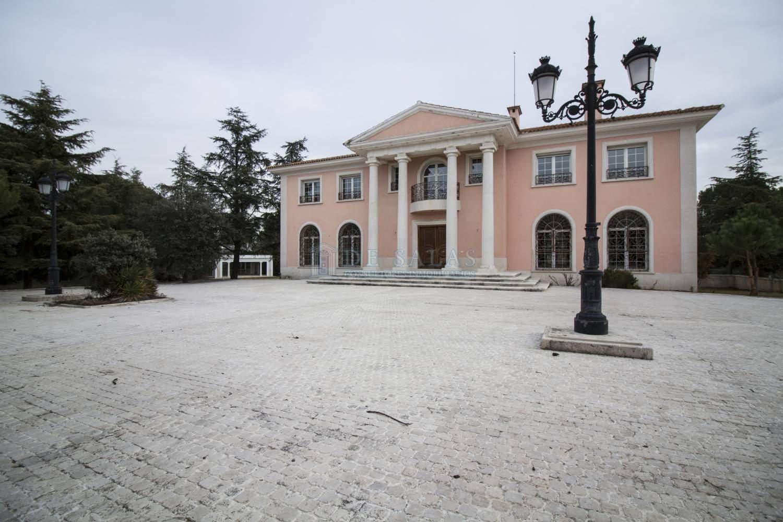 Fachada-_MG_1414 House La Moraleja