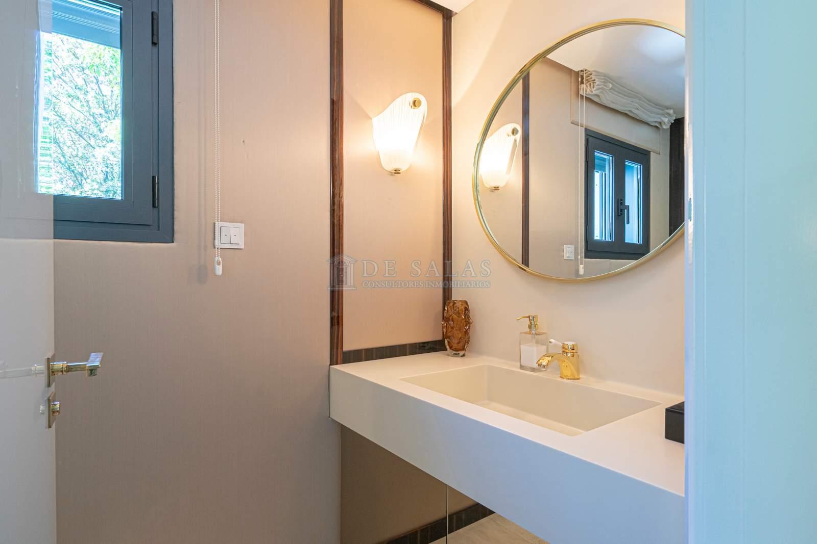 Baño-007 Maison La Moraleja