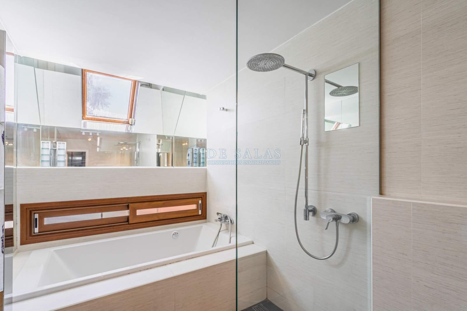 Baño-24 Maison La Moraleja