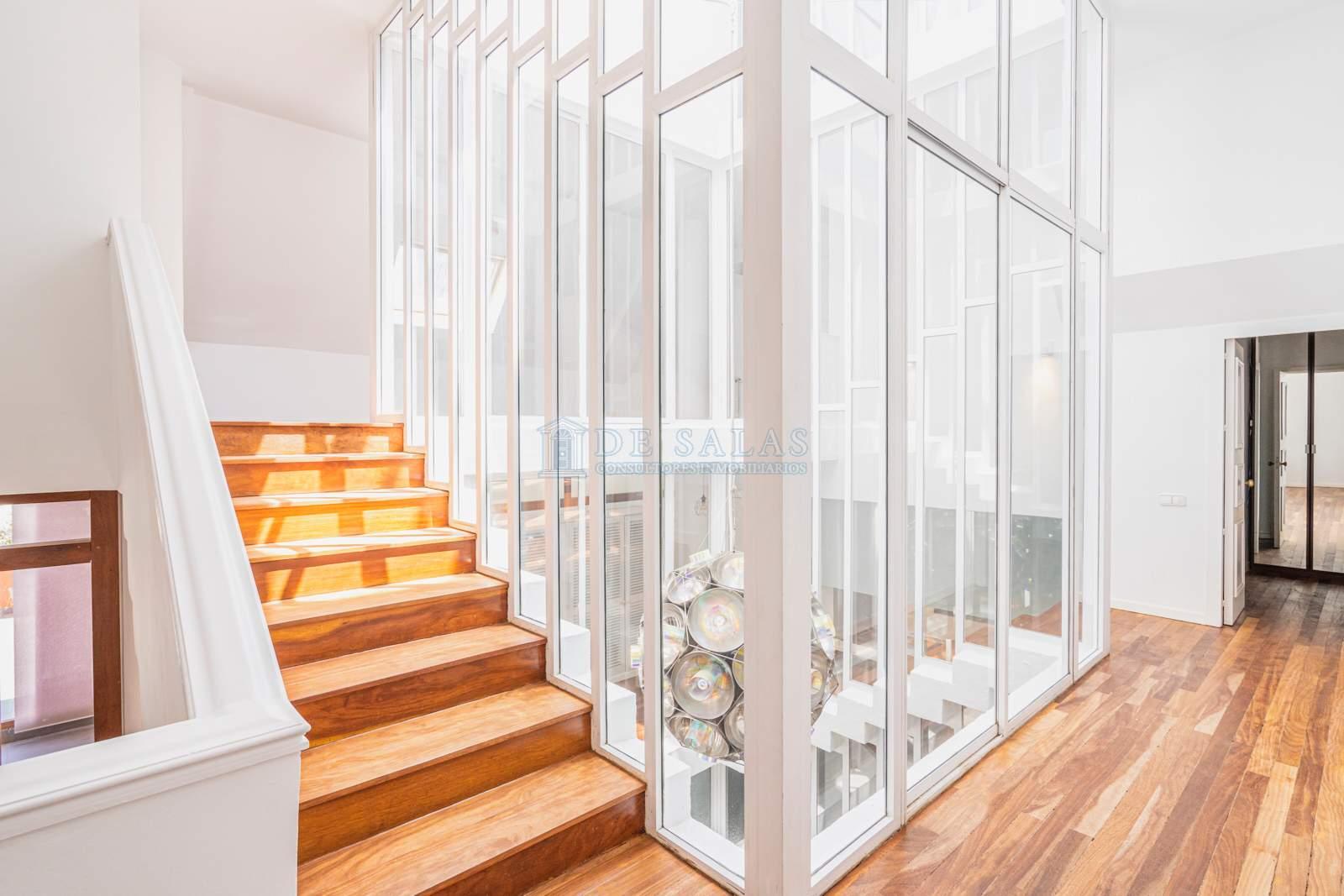 Escalera-17 Maison La Moraleja