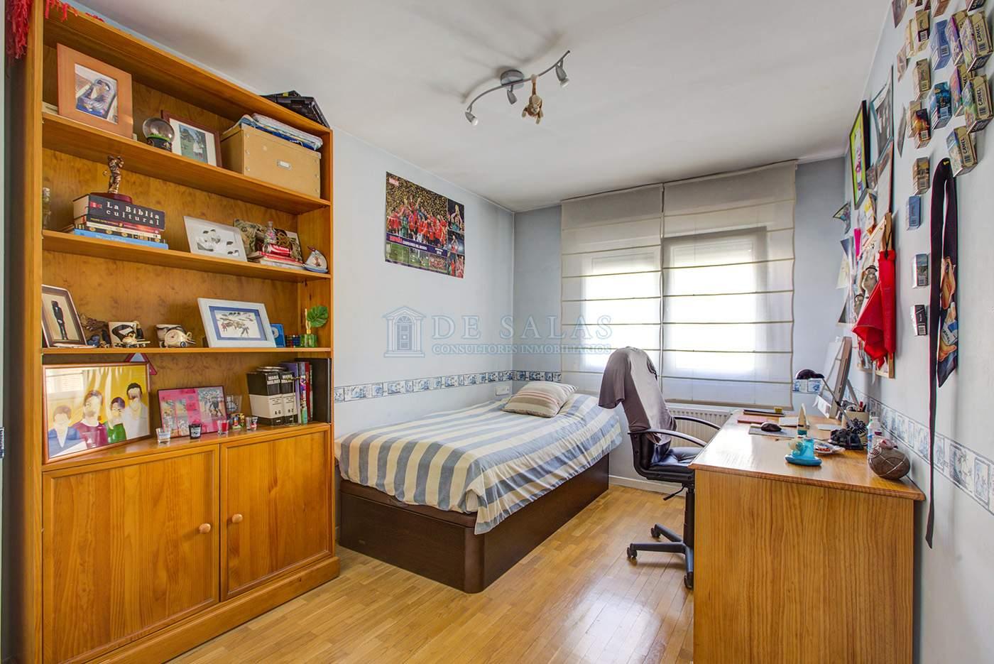 Dormitorio Chalet Quinta de los Molinos