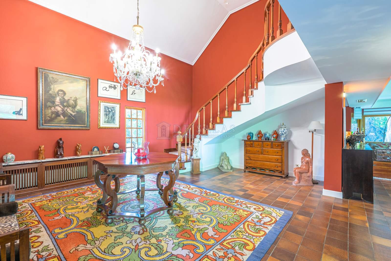Salón-19 Maison La Moraleja