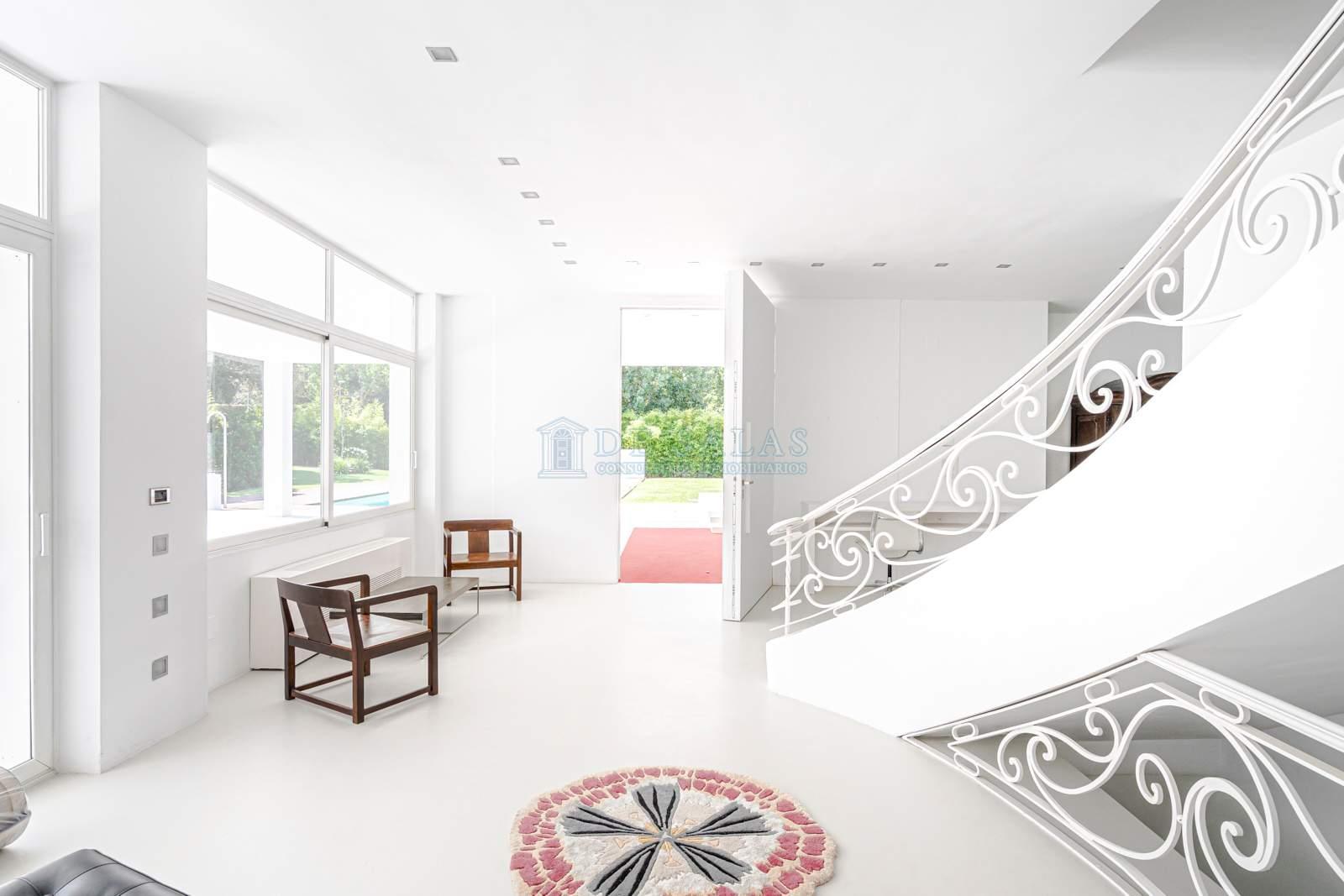 Hall-0020 House La Moraleja