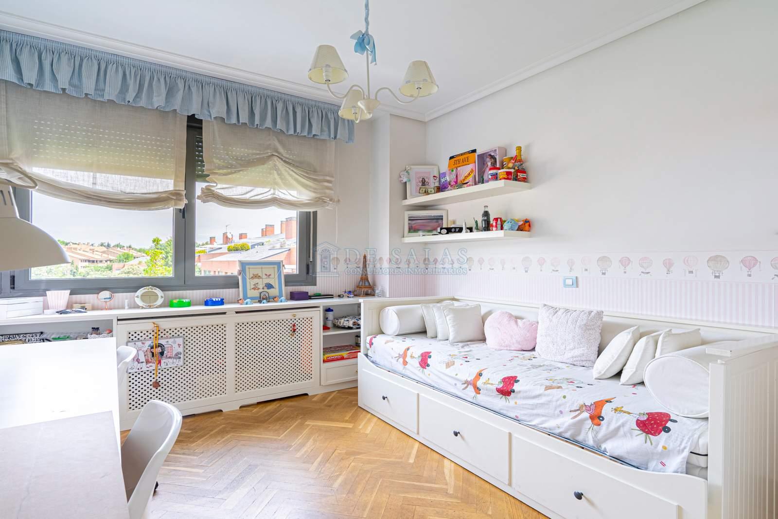 Dormitorio- Piso El Encinar de los Reyes