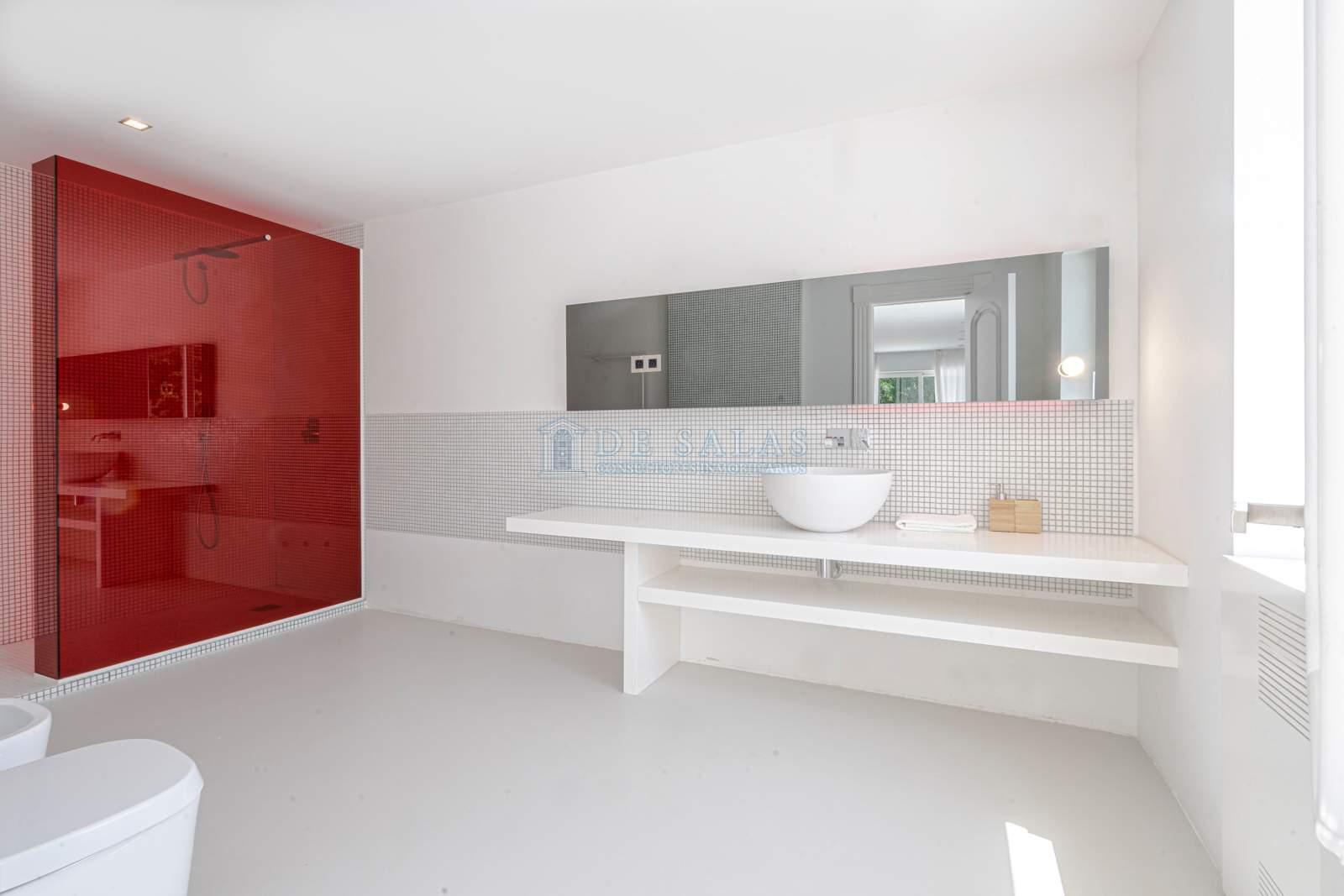 Baño-0031 House La Moraleja