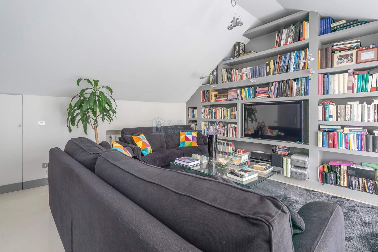 Sala de estar-24 House Soto de la Moraleja