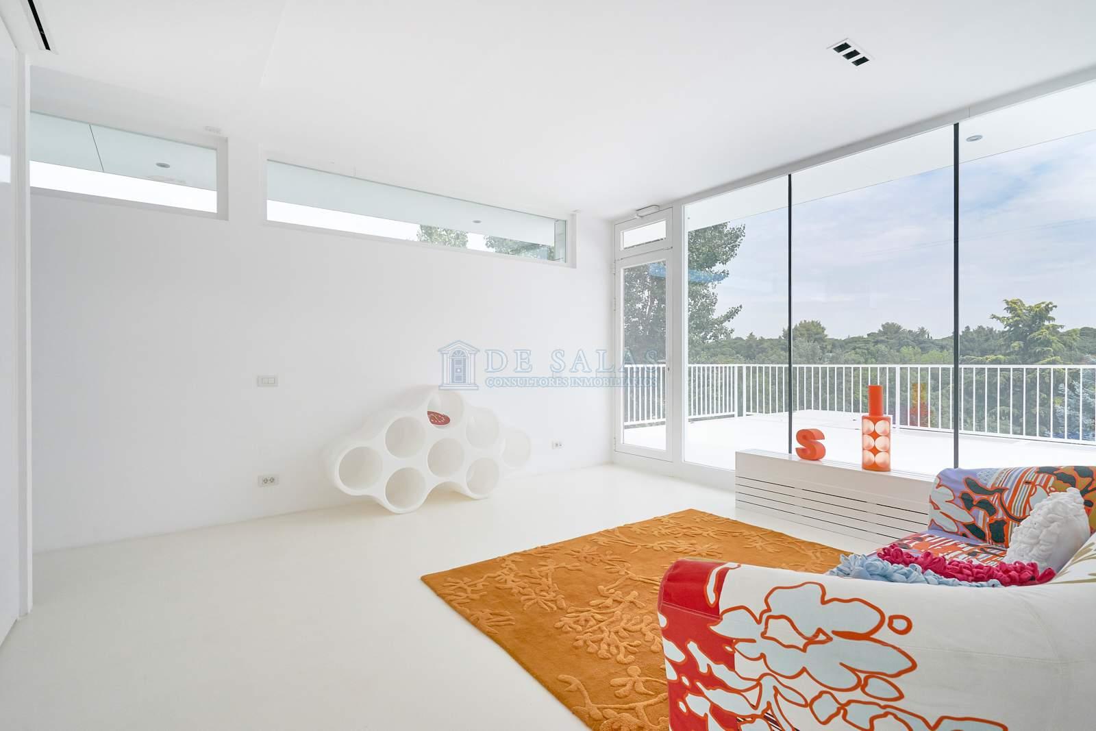 Sala de estar-0026 Maison La Moraleja