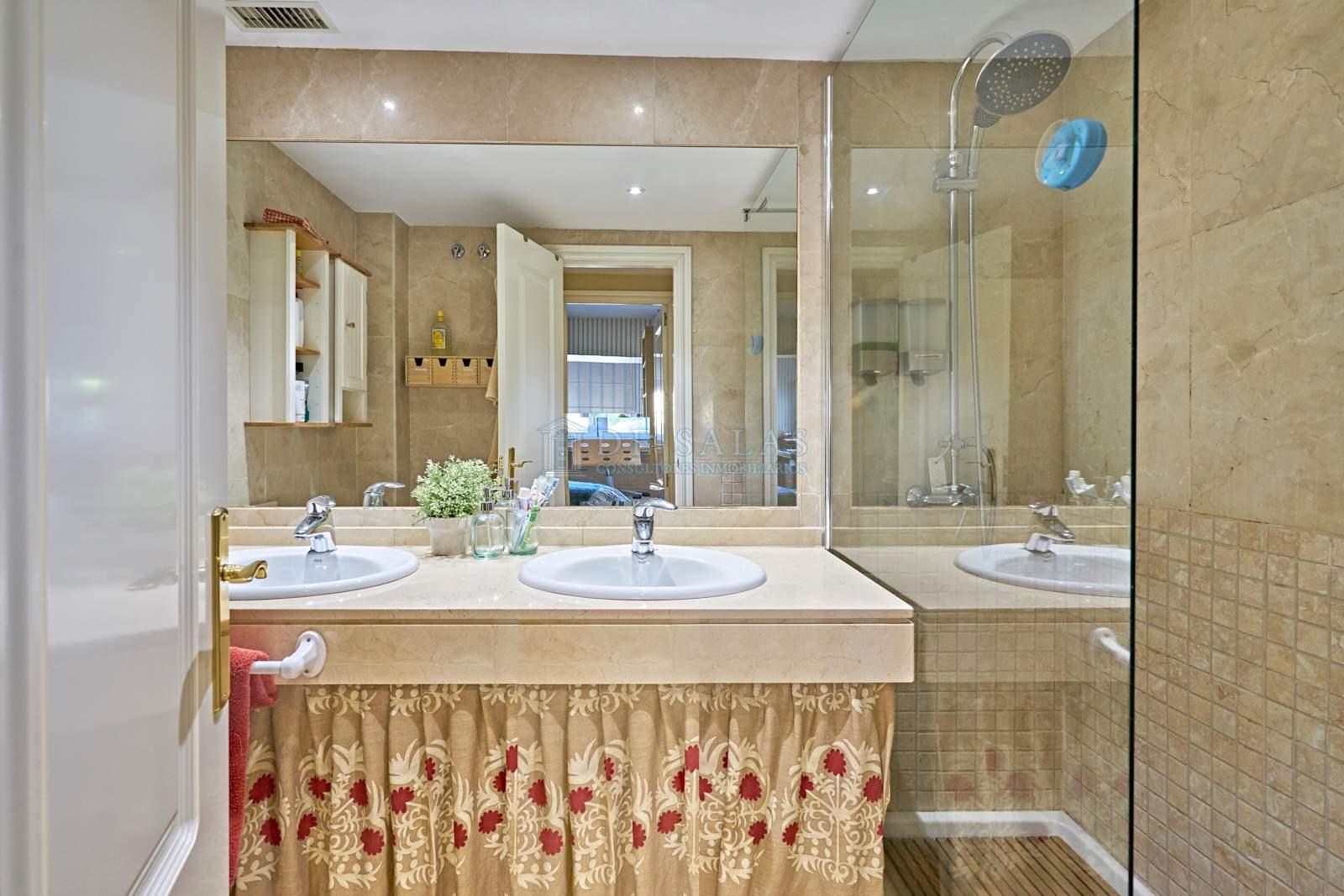 Baño-0022 Maison El Encinar de los Reyes