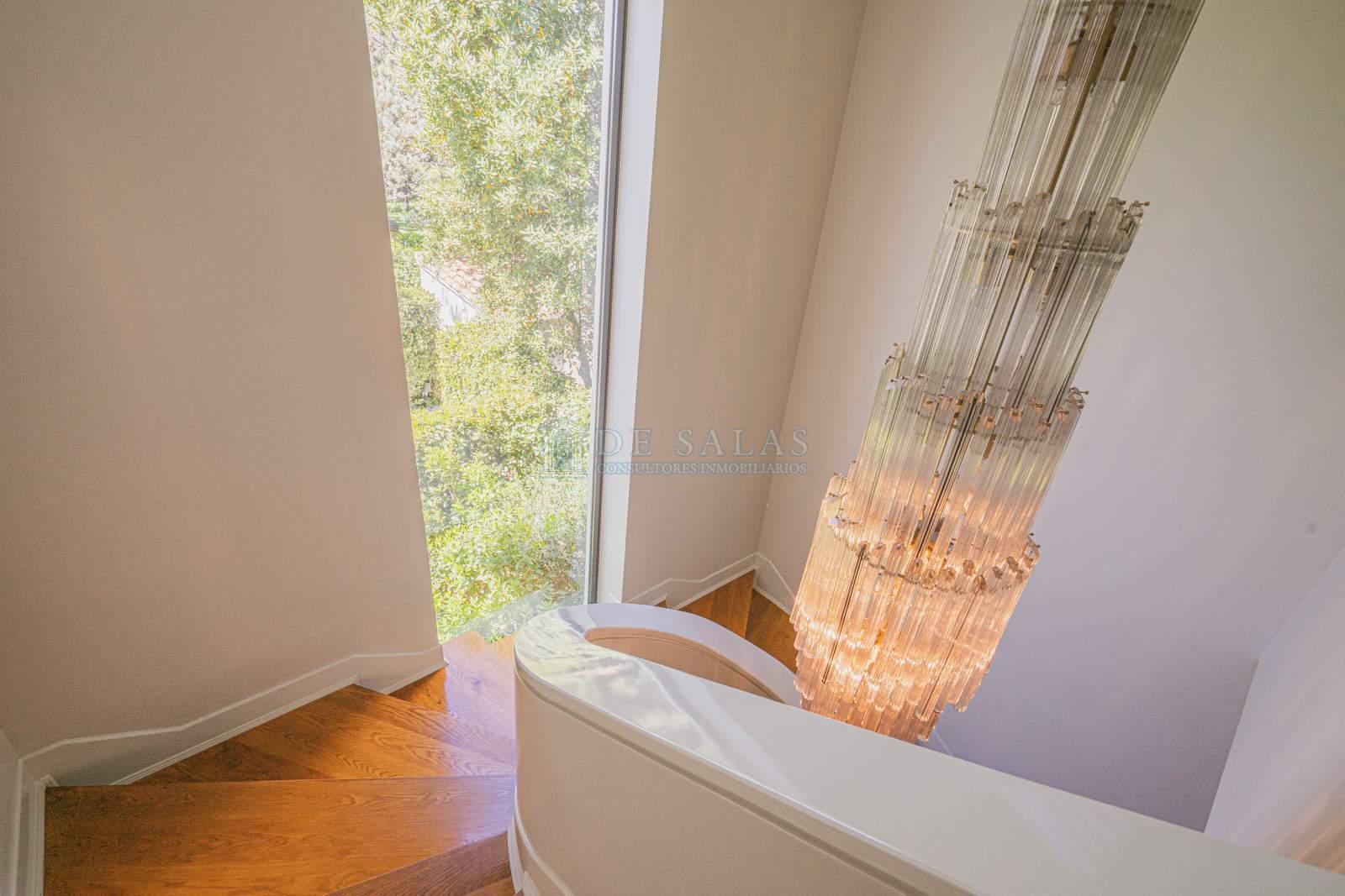 Escalera-0027 Maison La Moraleja