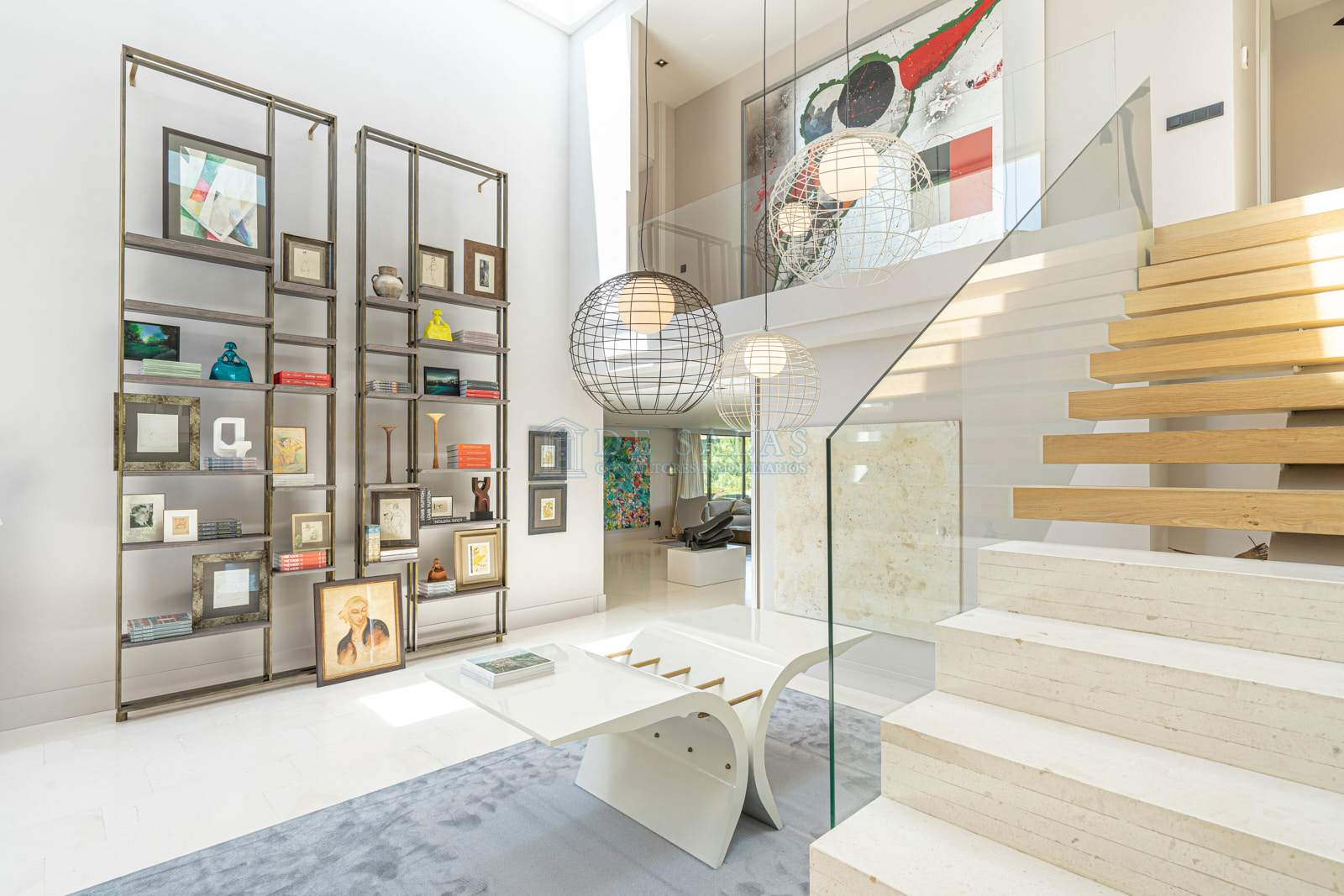 Escalera-0020 House La Moraleja