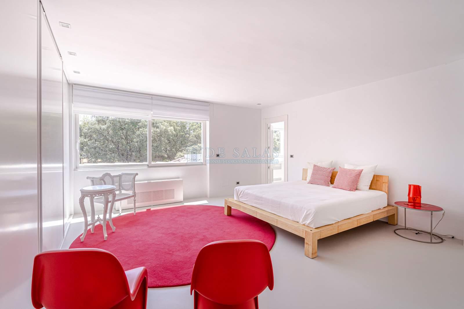 Dormitorio-0026 House La Moraleja