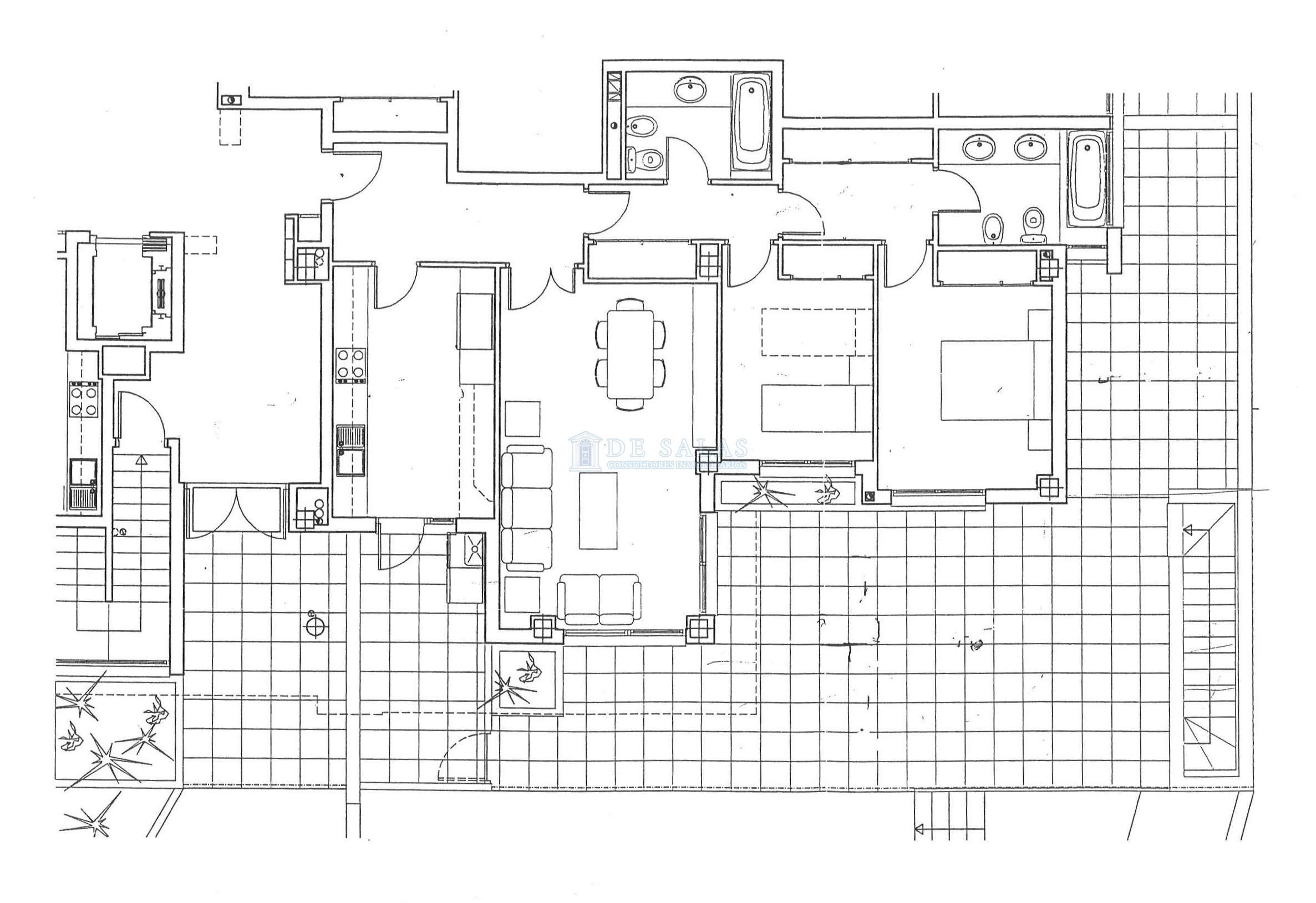 V. Palacio, 4-Pt 3- Bajo C-Pln Appartement El Encinar de los Reyes