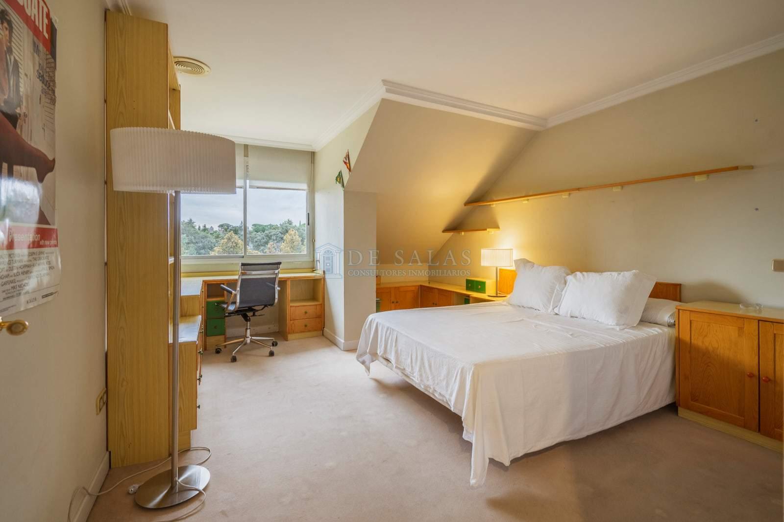 Dormitorio-32 Chalet La Moraleja