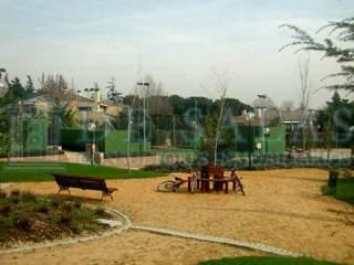 Zona infantil Flat Soto de la Moraleja