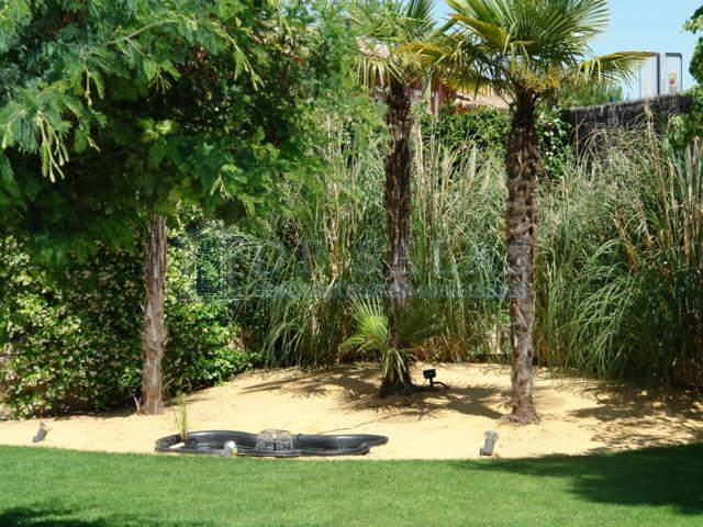 Jardin 3 Maison El Encinar de los Reyes