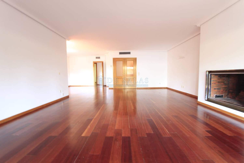 Salón-_MG_1194 Appartement Soto de la Moraleja