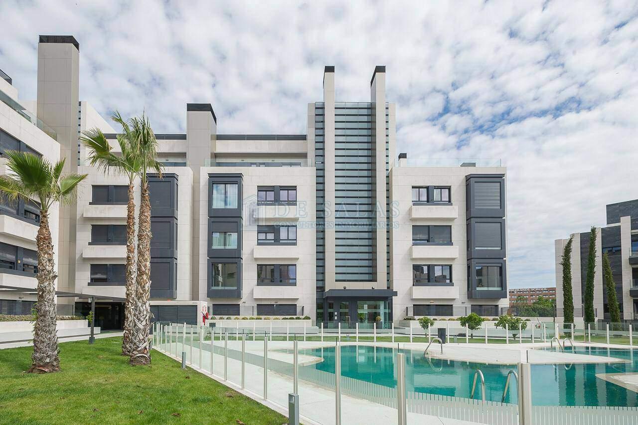 Urbanización-IMG-20190604-WA0027 Piso El Encinar de los Reyes