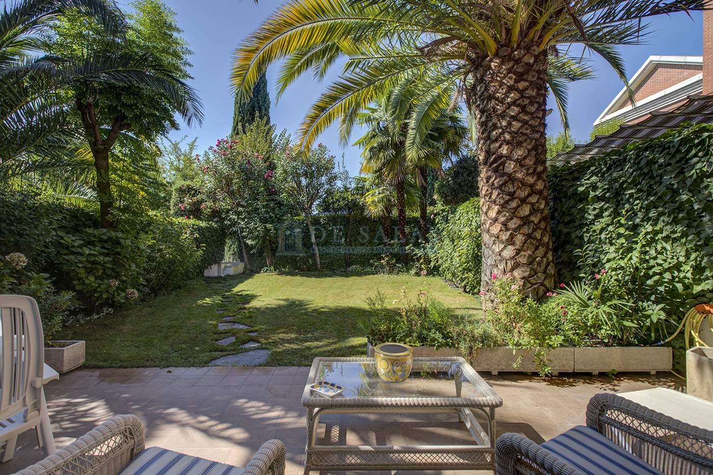 Jardín Chalet Conde de Orgaz